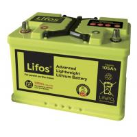 LiFOS Batterie 105Ah - IFOS Advanced Lithium Power