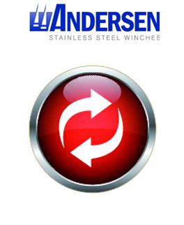 Andersen: Winsch-Tausch-Aktion mit 25 % Sonderrabatt zum 25. Jubiläum!