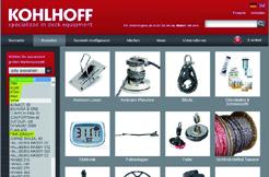 Gottifredi Maffioli: One Design – Profi-Tauwerk, fertig konfektioniert!