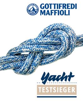 Gottifredi Maffioli: Globalstar - Testsieger der Yacht 4/14