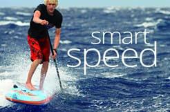 VELOCITEK: Makai - GPS für's SUP (Stand Up Paddeling)
