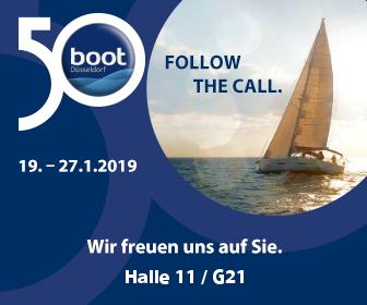 Boot 2019 in Düsseldorf