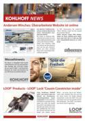 Newsletter Ausgabe 01/2013