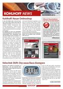 Newsletter Ausgabe 11/2013