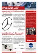 Newsletter Ausgabe 12/2012