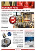Newsletter Ausgabe 12/2013
